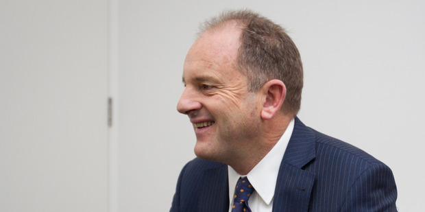 David Shearer seems to be on a glide path that could see him anointed the 'accidental prime minister'. Photo / File