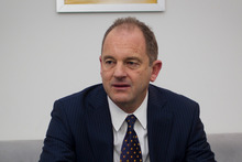 Labour leader David Shearer says the asset sales process has become a shambles. Photo / Kellie Blizard