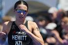 New Zealand triathlete Andrea Hewitt. Photo / Greg Bowker