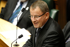 MP John Banks. Photo / Mark Mitchell