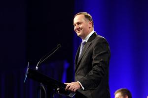 Prime Minister John Key. Photo / Michael Craig