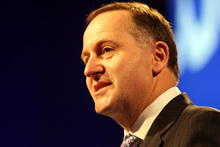 Prime Minister John Key. Photo / Michael Craig