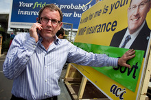 John Banks will not live down the stain on his reputation left by 'anonymous' donations to his last Auckland mayoral campaign. Photo / Natalie Slade