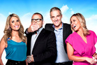 Australia's channel Ten Breakfast show starring Paul Henry. Photo / Supplied