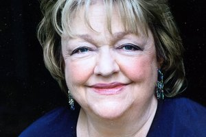 Maeve Binchy in 2007. Photo / Supplied
