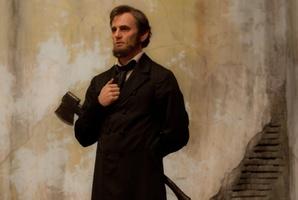 Abraham Lincoln, Vampire Hunter.