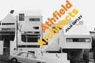 Book cover of Athfield Architects by Julia Gatley. Photo / Supplied