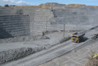 The Government is looking at ways of speeding up approvals for big mining projects. Photo / Grant Bradley