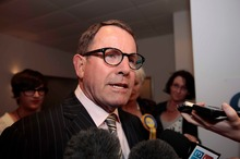 John Banks. Photo / Chris Loufte