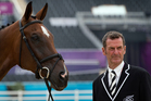 New Zealand's Mark Todd with his horse Campino. Photo / Mark Mitchell