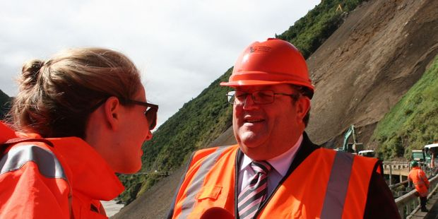 Gerry Brownlee is in a bit of a pickle after being forced to admit that he received advice on selling Christchurch's public assets to help pay for the city's re-build. Photo / APN