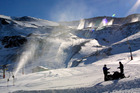 Mt Hutt skifield. Photo / Christchurch Star