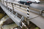 Waiarohia Stream Bridge where Ashlee's body was found. Photo / APN