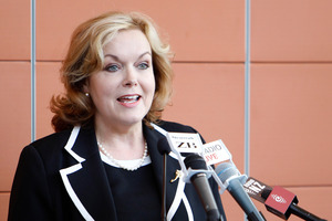 Corrections Minister Judith Collins. Photo / File