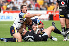 North Queensland Cowboys veteran Aaron Payne will hang up his boots at the end of this season. Picture / NZPA