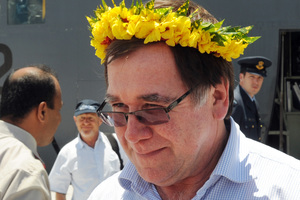 Foreign Affairs Minister Murray McCully. Photo / File