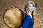 Dame Evelyn Glennie promises high entertainment value from her performance with the APO. Photo / Jim Callaghan