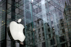 Wall Street was reportedly 'disappointed' with Apple's latest earnings announcement. Photo / File