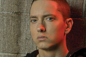 Eminem has hit the 60 million mark on Facebook. Photo / Supplied
