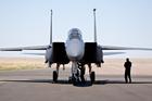 F-15 strike eagle. Photo / Thinkstock