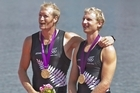 Mark down trust as the key component in the Olympic success of gold medallists Eric Murray and Hamish Bond on Eton Dorney today.