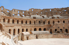 The Roman Amphitheatre of El Jem in Tunisia. Photo / Thinkstock