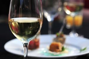 Wine is back on the menu now that Dry July is over for Gill South. Photo / Thinkstock