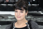 Lily Allen has changed her stage name. Photo / AP