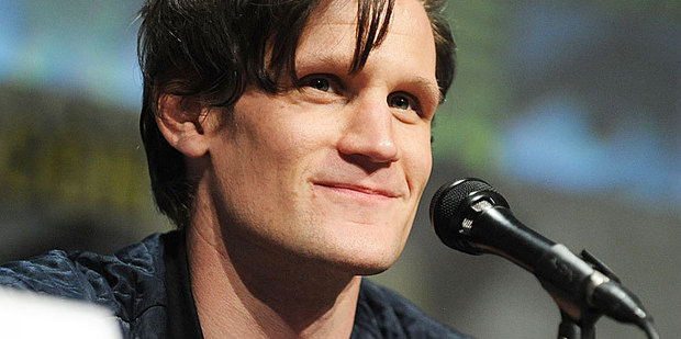 Matt Smith, the current Doctor Who. Photo / AP