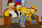 The Simpsons will parody the Olympics in a new episode. Photo / Supplied
