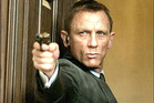 James Bond in a scene from Skyfall. Photo / Supplied