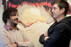 Talking Heads: Matt Harvey and Patrick Hawkins
