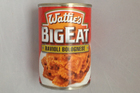 Wattie's Big Eat Ravioli Bolognese - $3.77 for 410g Photo / Supplied