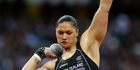 View: Olympics: Valerie Adams' silver becomes gold