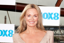 Charlotte Dawson is glad to be out of New Zealand. Photo / Getty Images