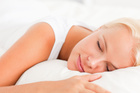 You have more racy dreams when you sleep on your stomach, researchers say. Photo / Thinkstock