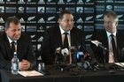 All Blacks Head Coach Steve Hansen and his fellow selectors Assistant Coach Ian Foster & former All Black Grant Fox have announced the squad for the 2012 Investec Rugby Championship, with Auckland Blues prop Charlie Faumuina the latest All Black to be named.