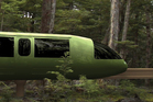 Fiordland monorail project. Photo / Supplied