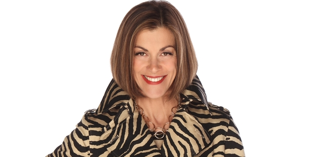 Actress Wendie Malick from Hot In Cleveland supplied for TimeOut by TV2.