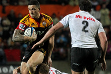 Sonny Bill Williams impressed last night.
