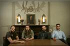 US band Baroness. Photo / AP
