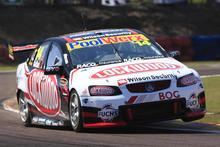 Fabian Coulthard is confident he and his Lockwood car will be Super V8 winners before too long.