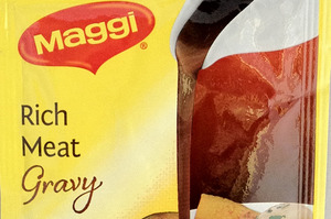 Maggi Rich Meat Gravy - 22g for $1.10