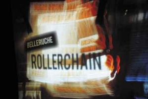 Belleruche, Rollerchain. Photo / Supplied