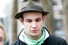 Blake Fielder-Civil, the ex-husband of British singer Amy Winehouse, is recovering from a suspected overdose. Photo / AP