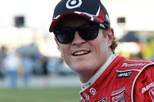 Scott Dixon moved into the top 10 of all-time IndyCar winners. Photo / AP.