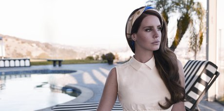 ' The way that I look on stage in front of thousands of people is not really my thing but I do my best.' - Lana Del Rey. Photo / Supplied