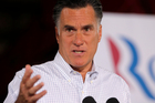 Republican presidential candidate and former Massachusetts Gov. Mitt Romney. Photo / AP