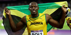 View: Olympics: Men's 100m sprint final
