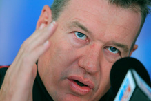 John Kirwan. Photo / AP.